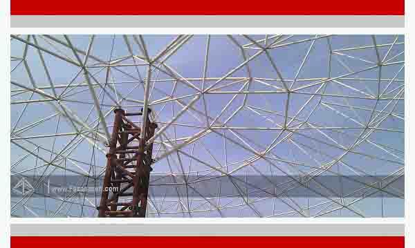 admin - 12/15 - سازه فضایی(سازه فضاکار) فضا سازه Archive - سازه ...محل:اهواز کارفرما:اداره کل فرهنگ و ارشاد اسلامی خوزستان