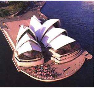 خانه اپرای سیدنی