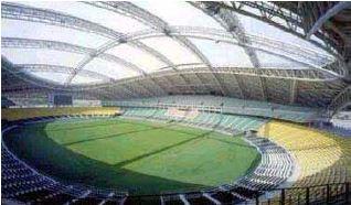 نمای داخلی استادیوم