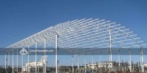 سقف سازه فضایی