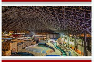 سقف سازه فضاکار