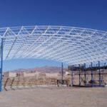 سازه های فضایی به لحاظ ساختار