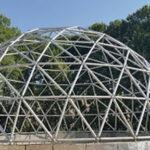 بررسی نقش سازه های فضاکار در معماری