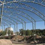 جزئیات سقف سازه فضاکار