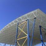 سازه فضایی چلیکی